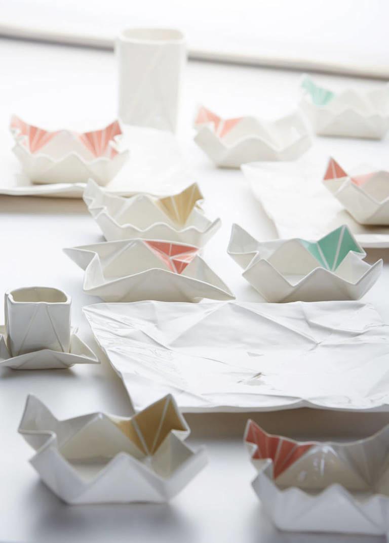 茶壶折纸步骤图